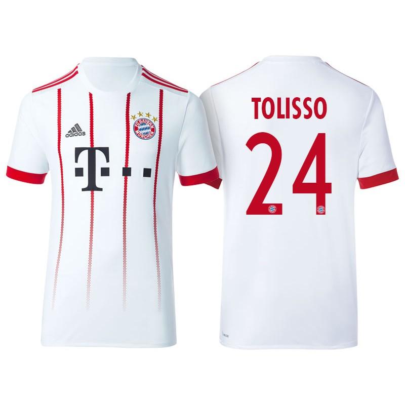 Camiseta FC Bayern München Corentin Tolisso