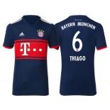 best authentic 7a8db b8828 Thiago Alcantara Bayern Munich jersey 17/18 for sale
