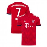 Bayern Munich 2018/19 Home #7 Franck Ribery Red Authentic Jersey Jersey