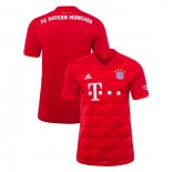 2019-20 Bayern Munich Home Red Authenitc Jersey