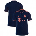 2019-20 Bayern Munich Champions League Third Navy Authenitc Jersey