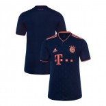 KID'S 2019-20 Bayern Munich Third Champions League Navy Replica Jersey